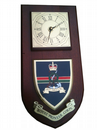 Pioneer Corps Military Wall Plaque Clock